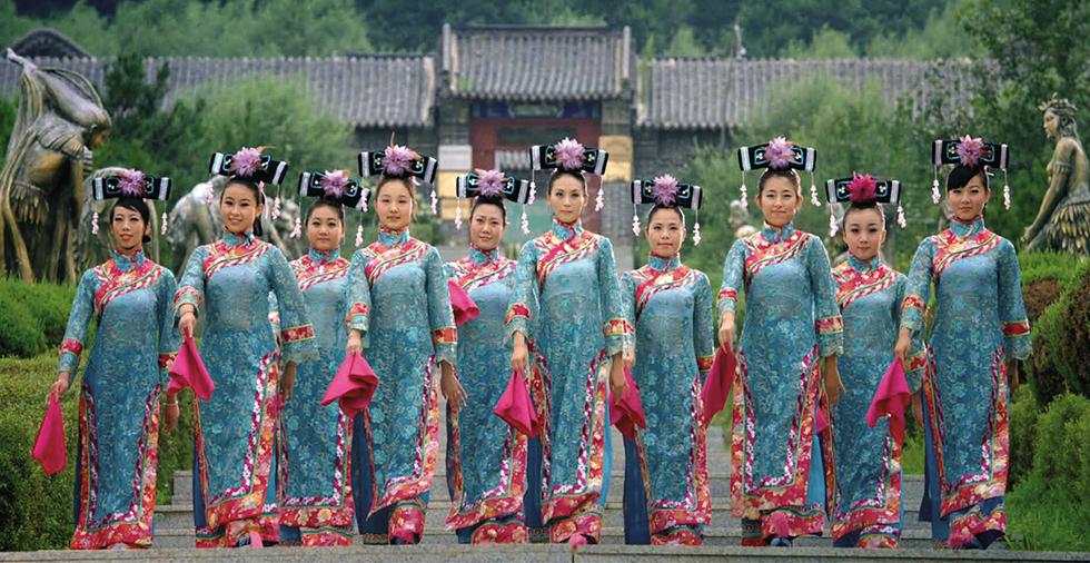 満州民族 - Manchu people - Jap...