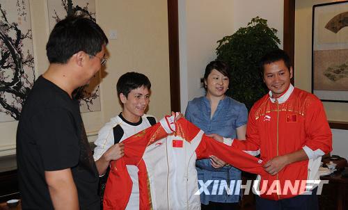 2008年北京オリンピックのドイツ選手団